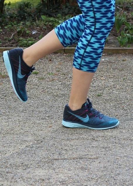 New in: Nike Flyknit Lunar 3