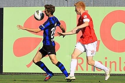Nils Makan: Fußball in die Wiege gelegt