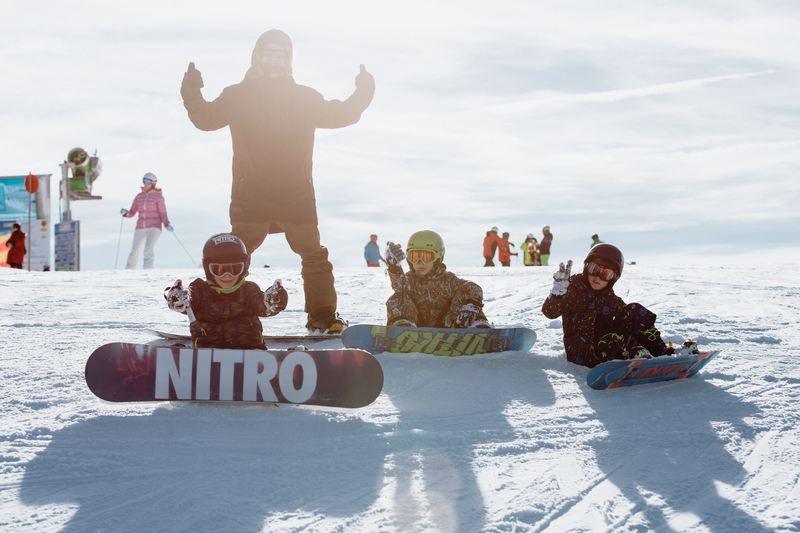 Nitro Kids Getaway 2016 – Das Camp von Nitro Snowboards für Kids und ihre Eltern