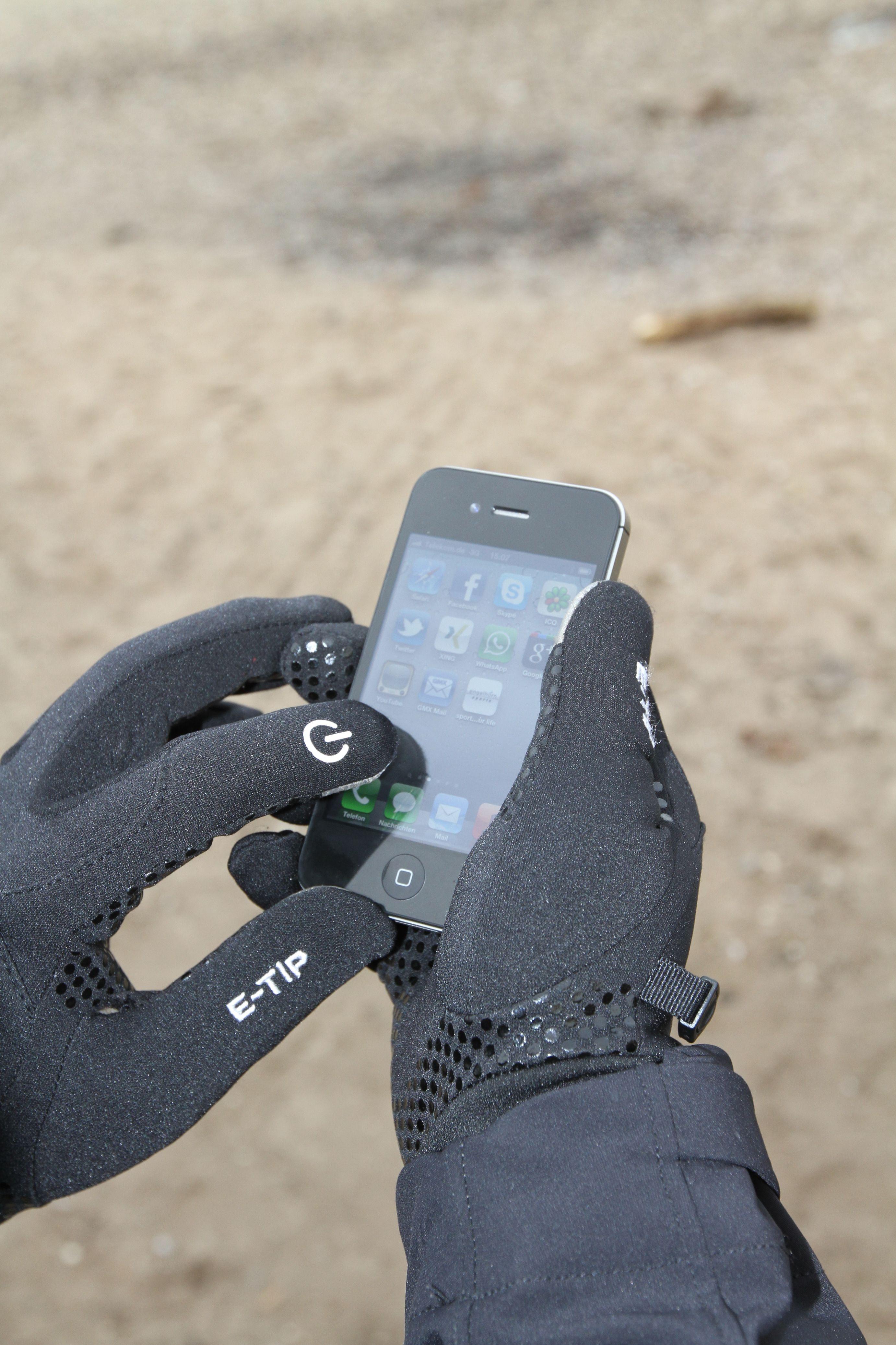 North Face Etip Glove vs. Etip Pamir Windstopper Glove: Ein Test