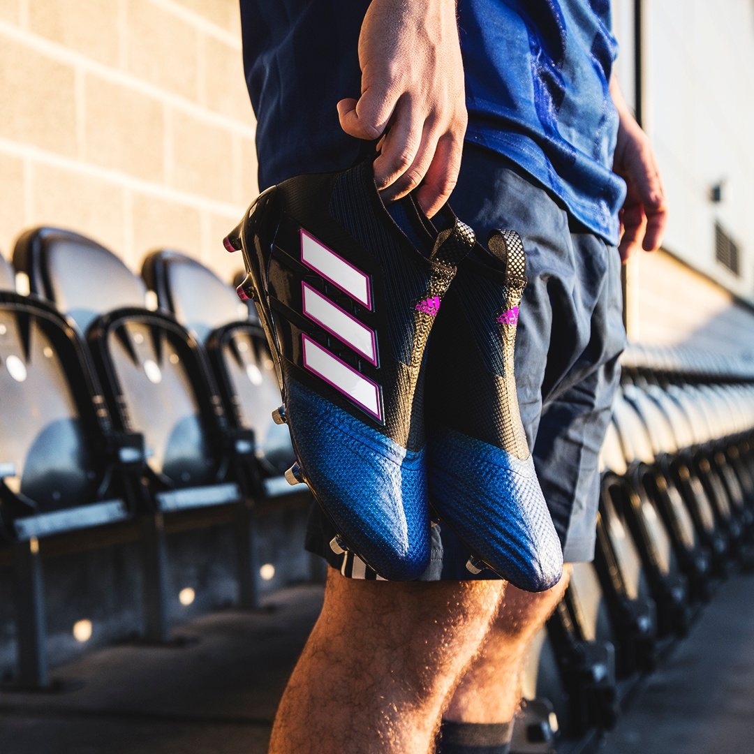 Out now: adidas Blue Blast Ace17+