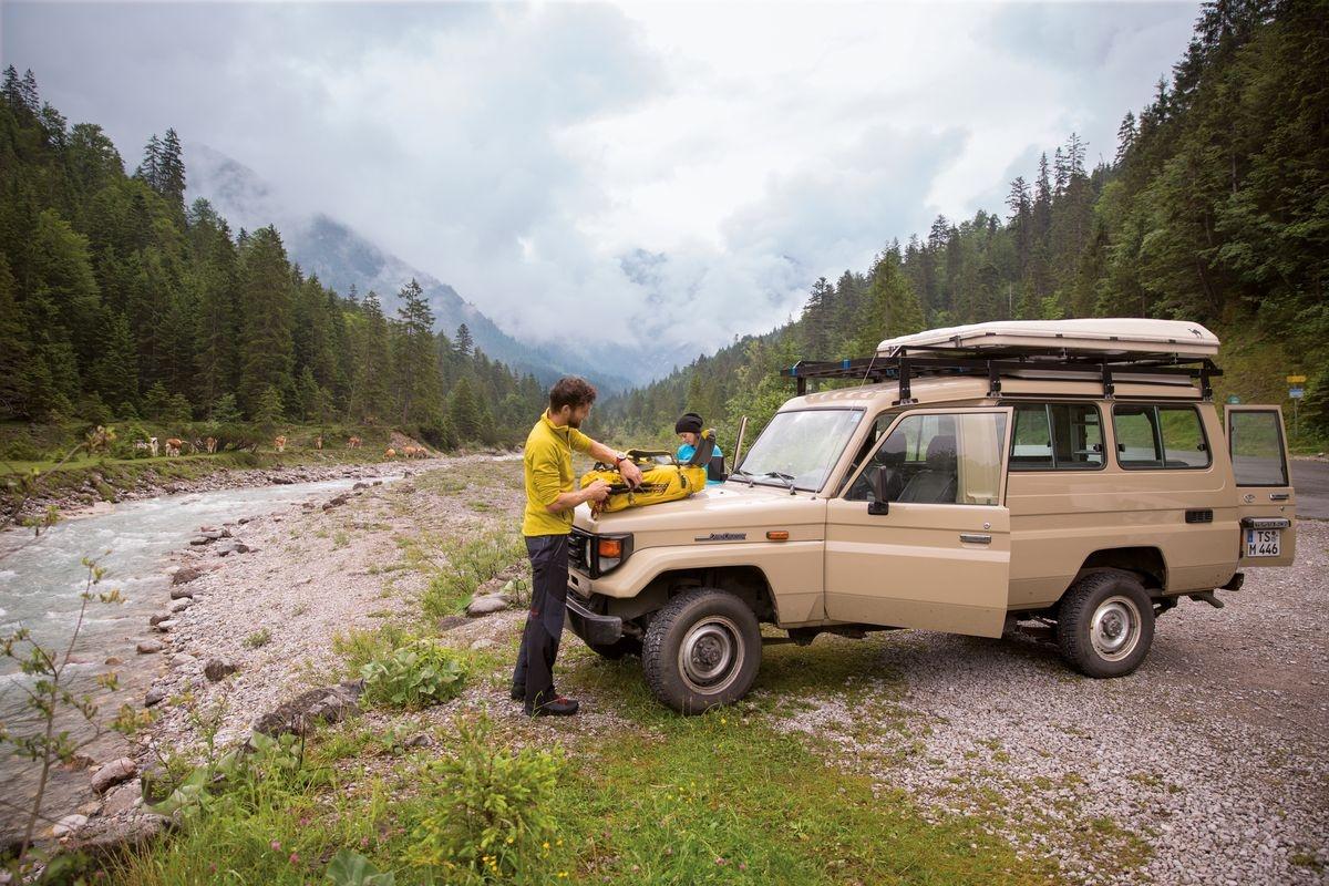 Pack the Bag - Die richtige Packliste für jedes Outdoor Abenteuer
