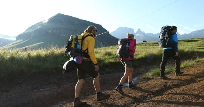 Packliste 24 Stunden Wandern von Bayern