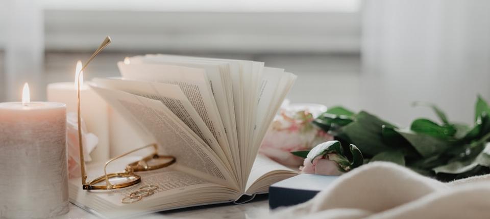 Winterzeit mit Büchern