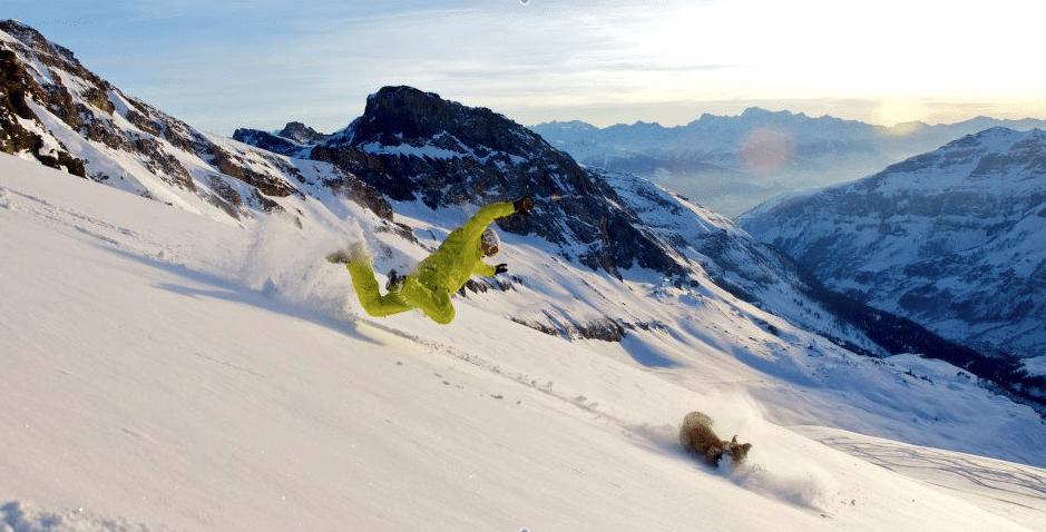 Ralfs Top 5 Powder-Lieblingsspots