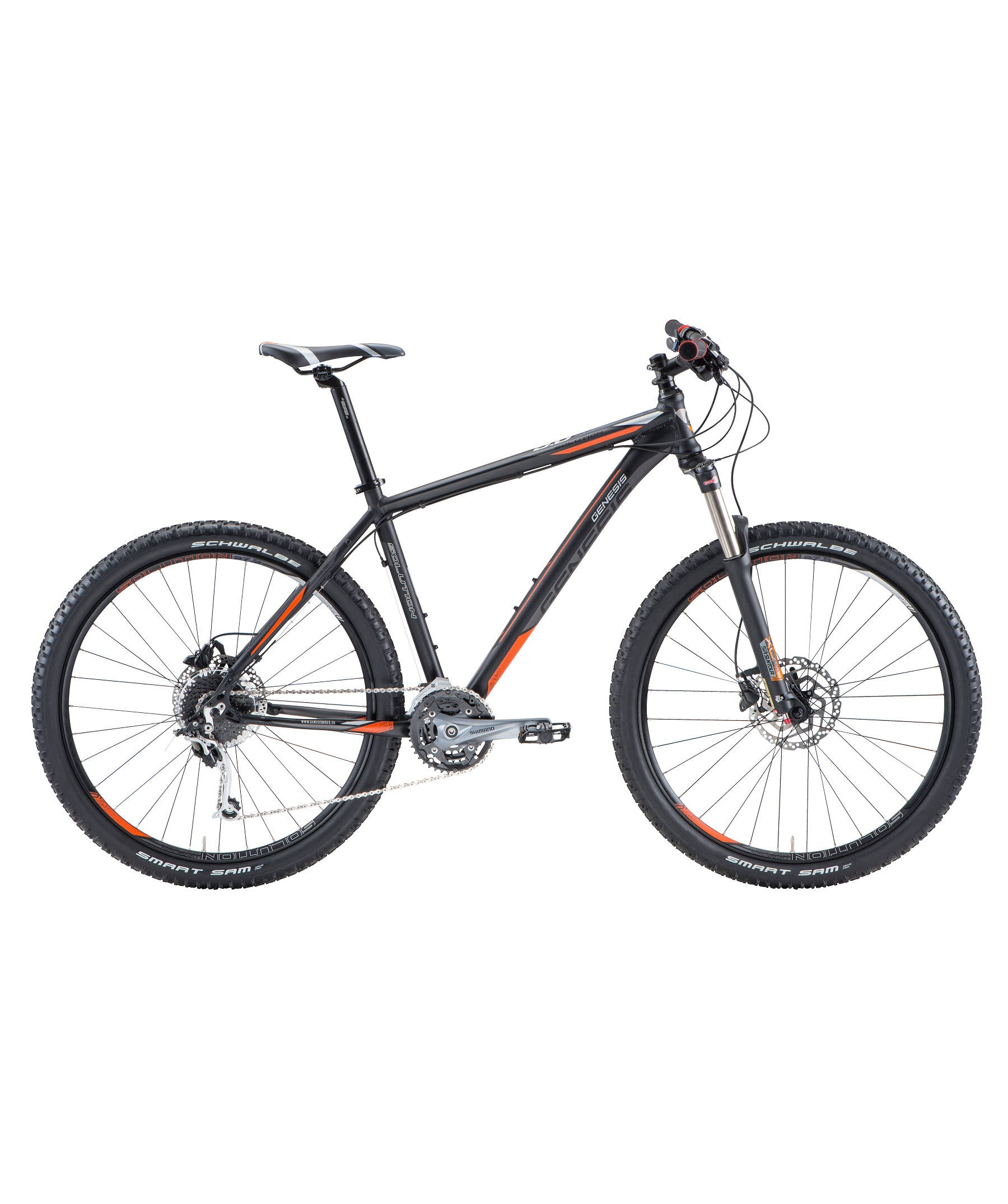 Genesis Mountainbike