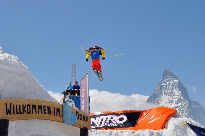 Ridersclub vs. Igludorf Zermatt 2015