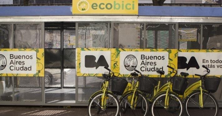 Running und Biken in Buenos Aires
