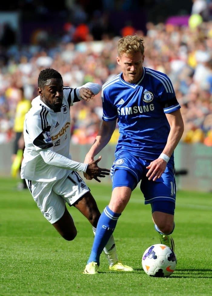Saisonendspurt mit dem FC Chelsea und die anstehende WM