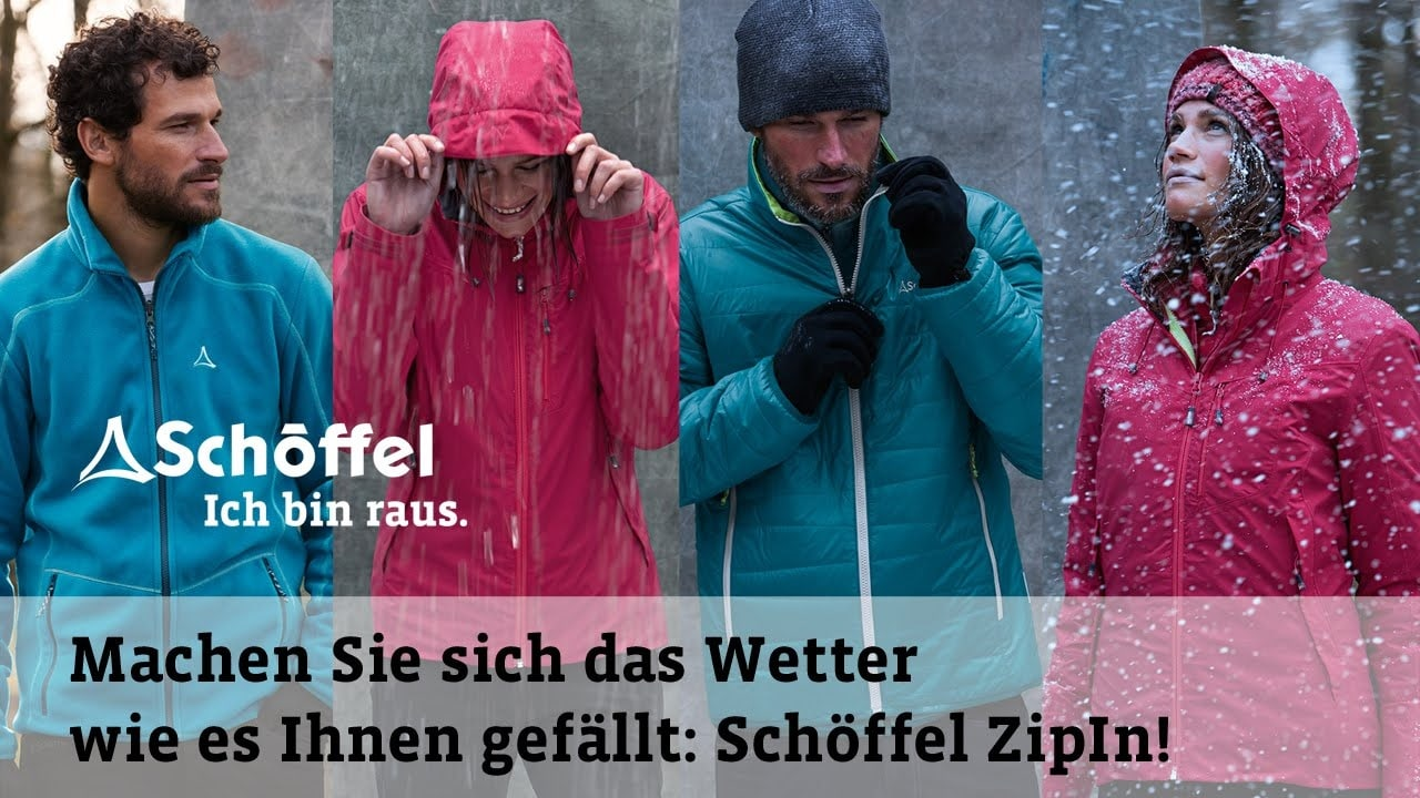 Schöffel: Coole Outdoor Innovationen