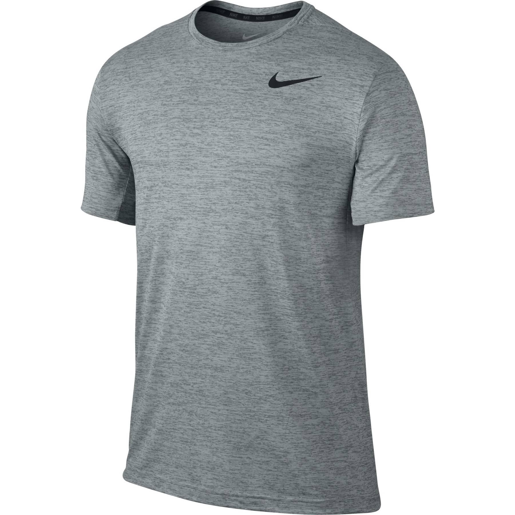 grau Nike Shit Fitness