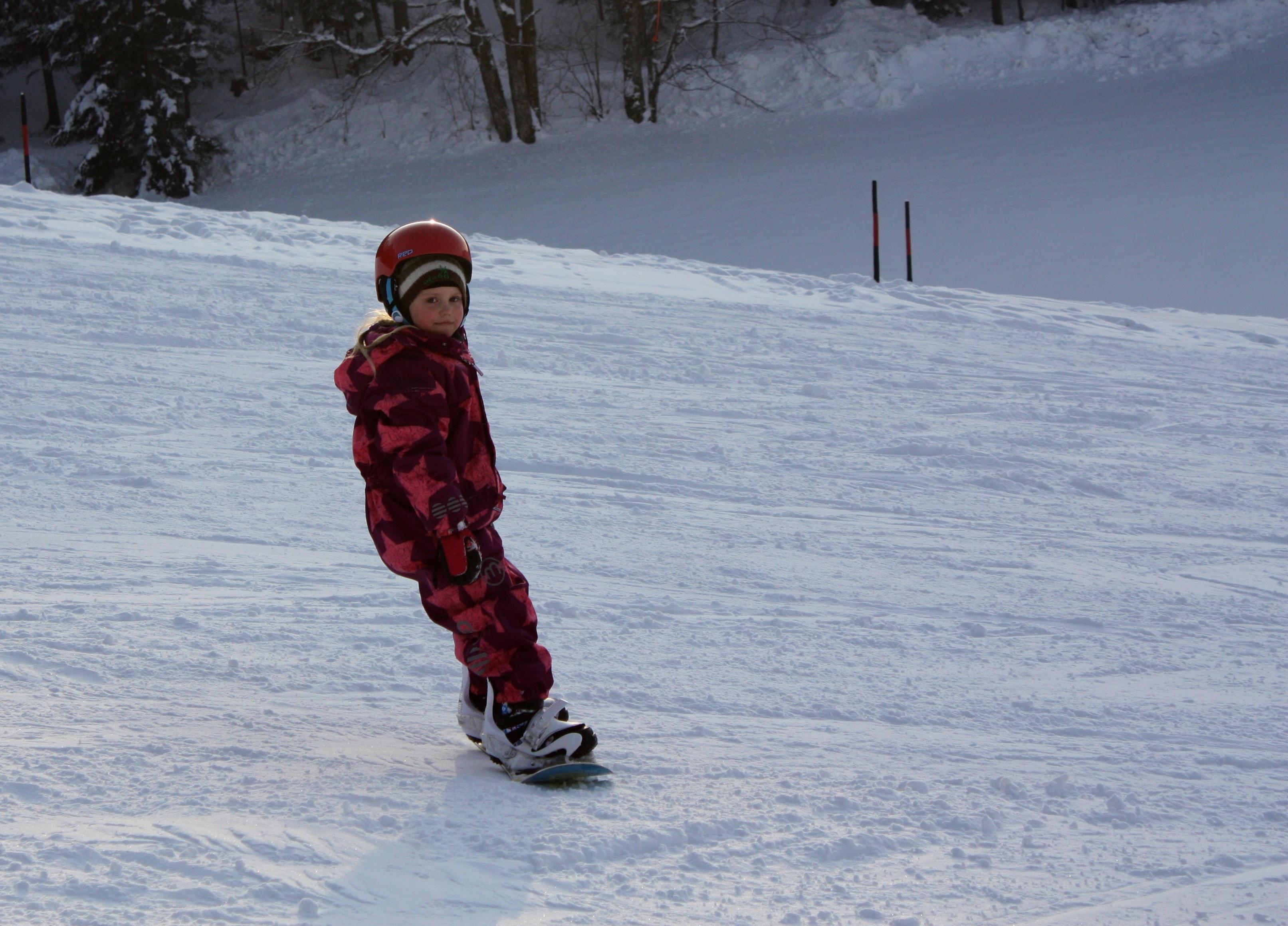 Skifahren mit Kindern: Einstiegstipps