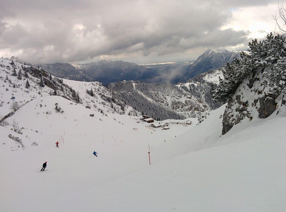 Skigebiet Garmisch Classic Testbericht