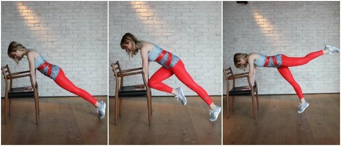 Skinny Jeans Workout für schlanke Beine