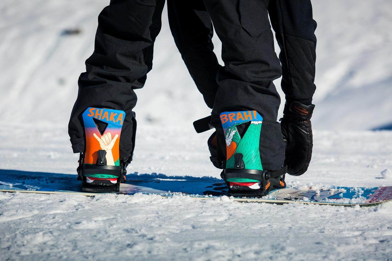 Snowboard Check-Up zum Saisonbeginn