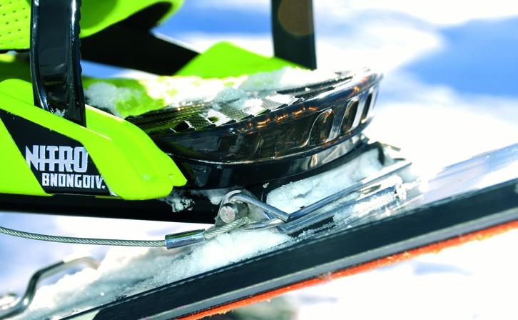 Splitboards! Teile dein Brett – gern auch mit deinem Nächsten...