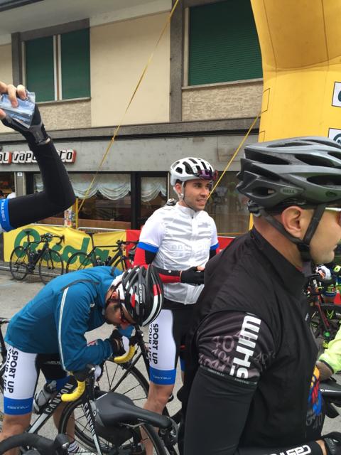 Sportful Dolomiti Race 2016 in Feltre (Italien)