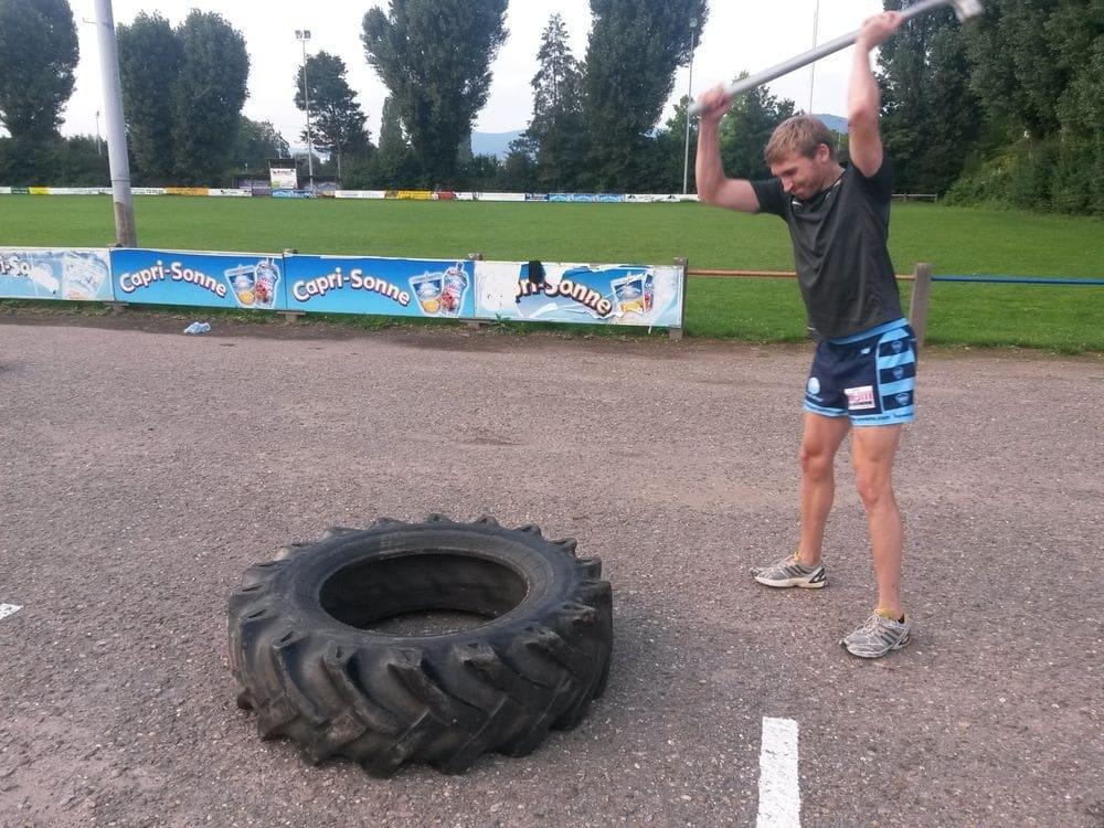 Strongman – Training für echte Männer