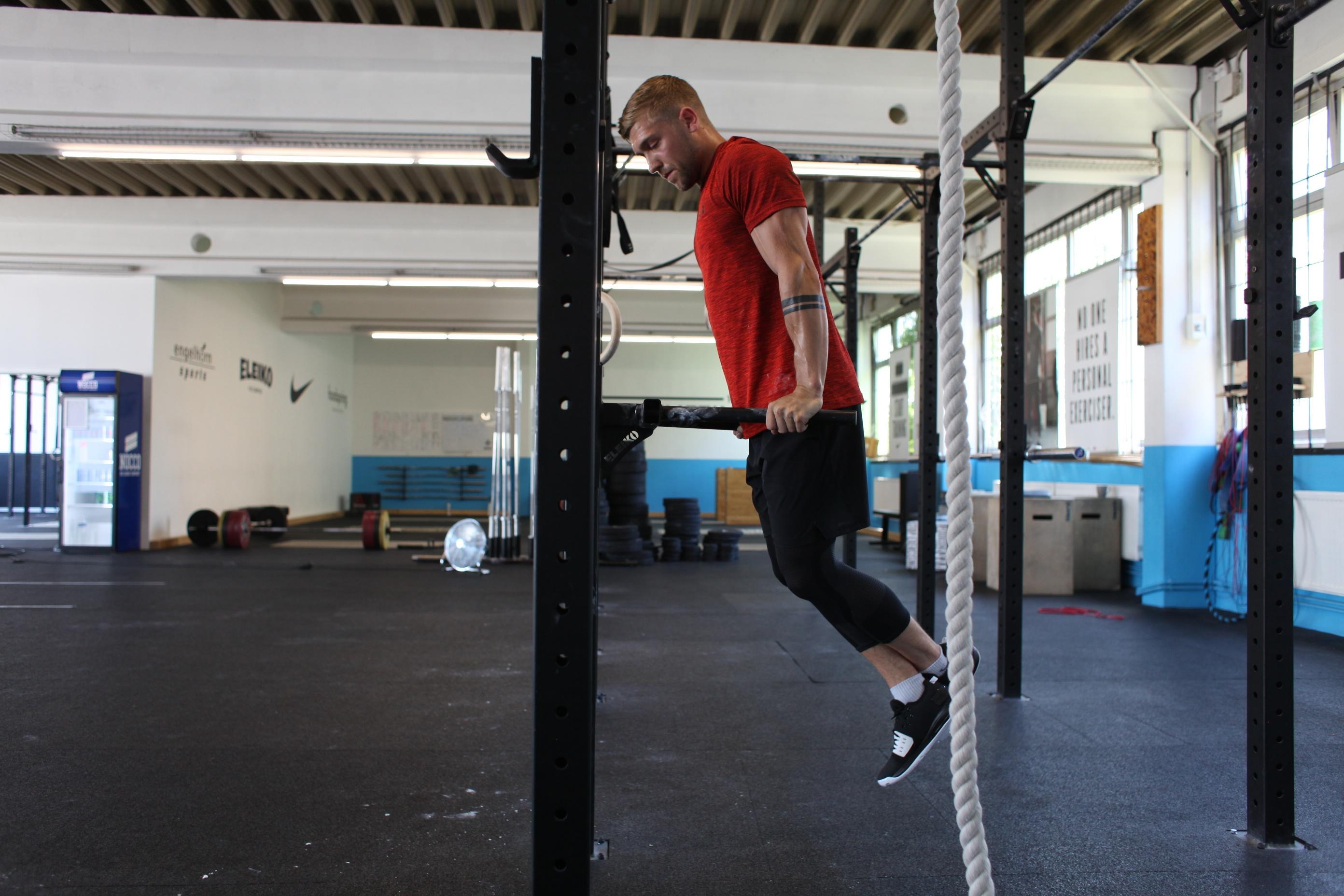 Superhelden-Workout: Thor Alias Chris Hemsworth