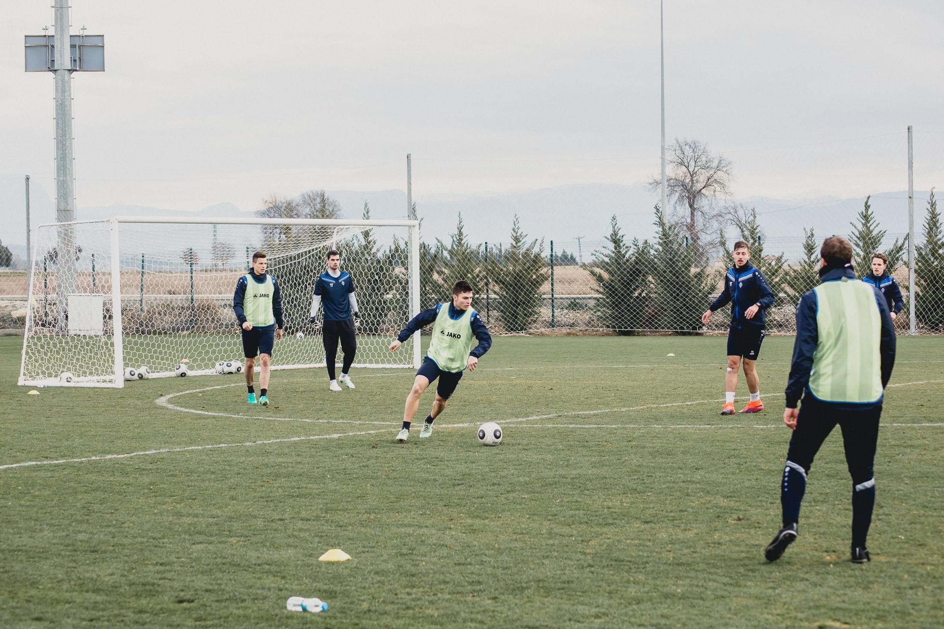 SV Waldhof: Saisonvorbereitung 2017