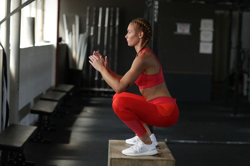 Tabata: in Null komma nichts zur Bestform für Beine und Po