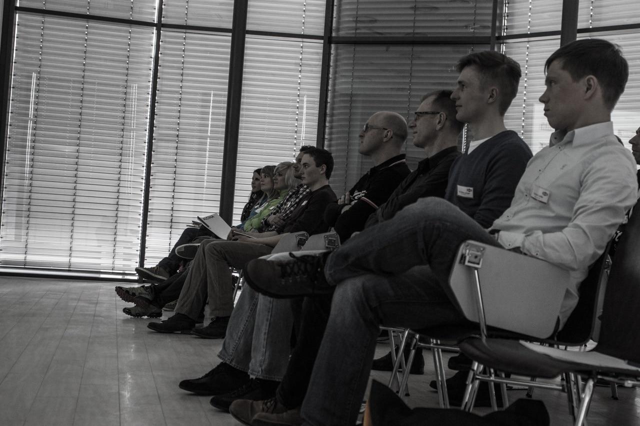 Team Alpecin 2013: Mein erstes Date