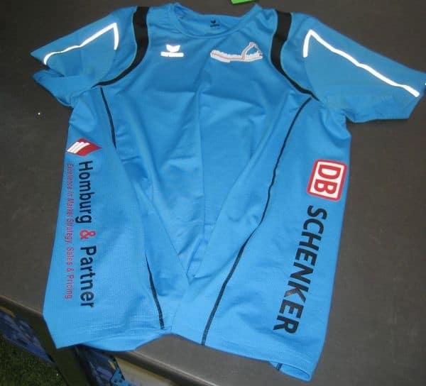 Teamsport Trikot-Beflockung bei engelhorn sports