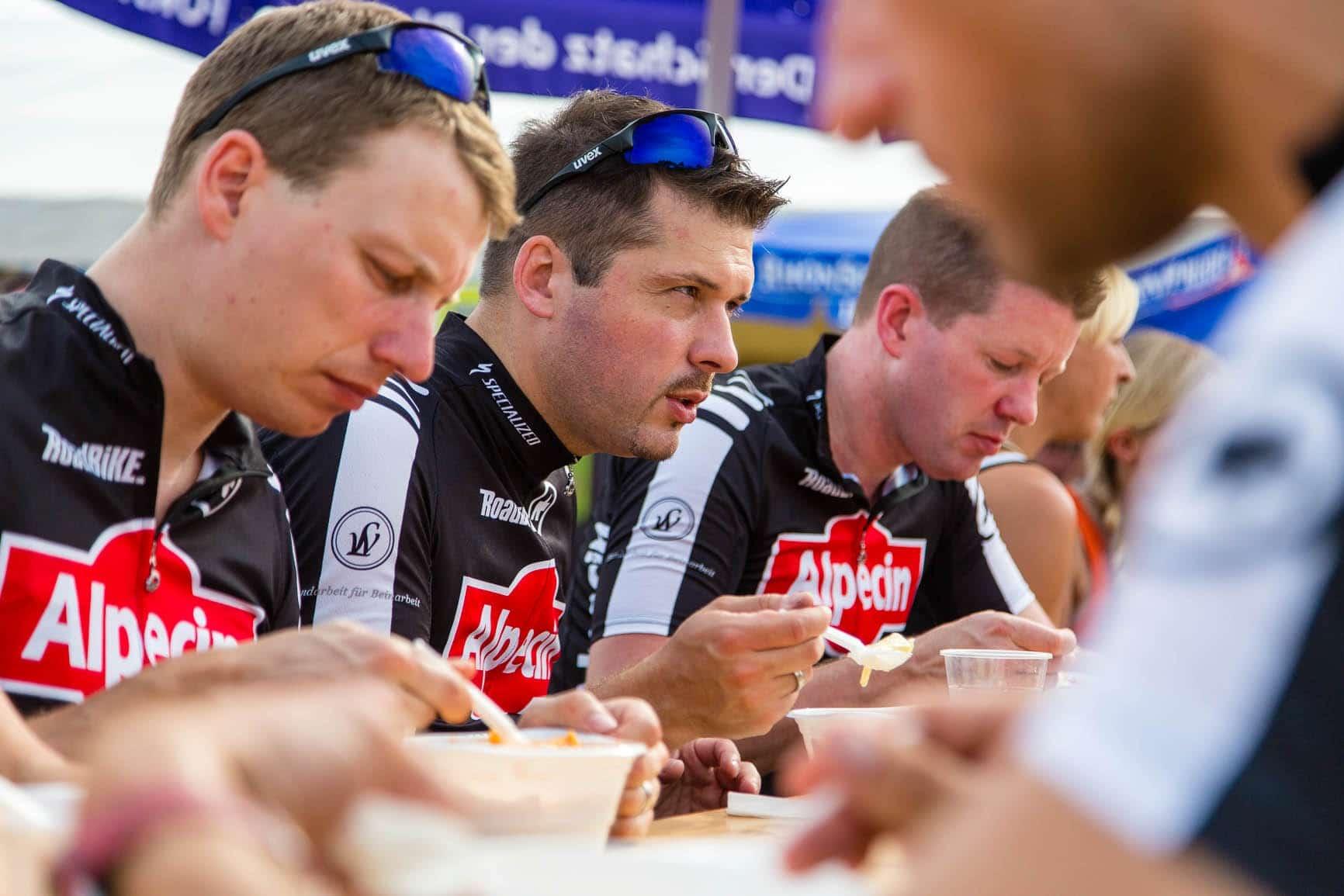 Teil 2: Das Team Alpecin beim Rhönmarathon