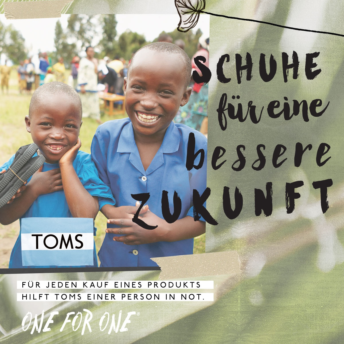 TOMS Virtual Reality Reise