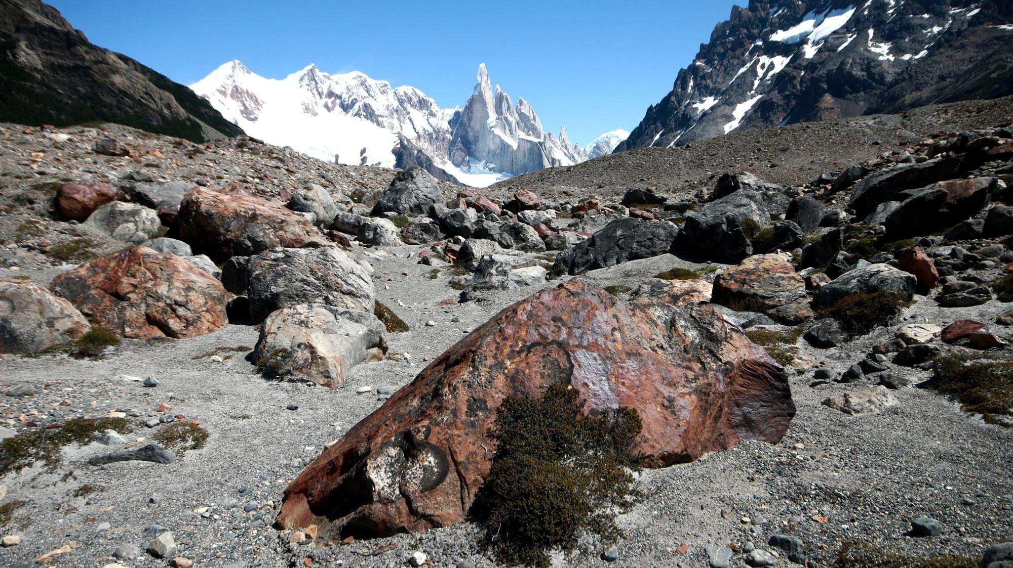 Trekking in Patagonien und Feuerland