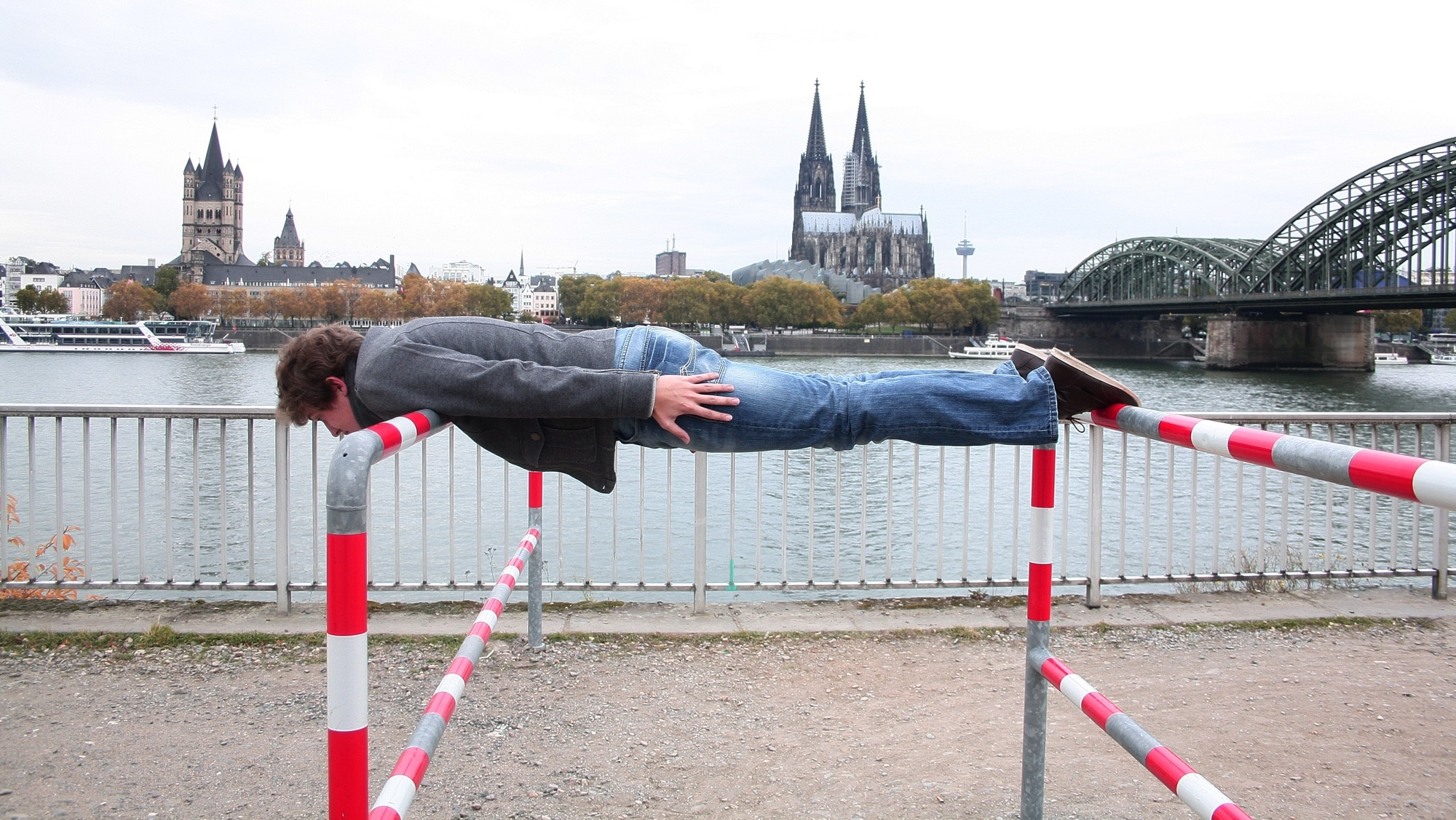 Trend-(sport?) Planking – Volle Spannung