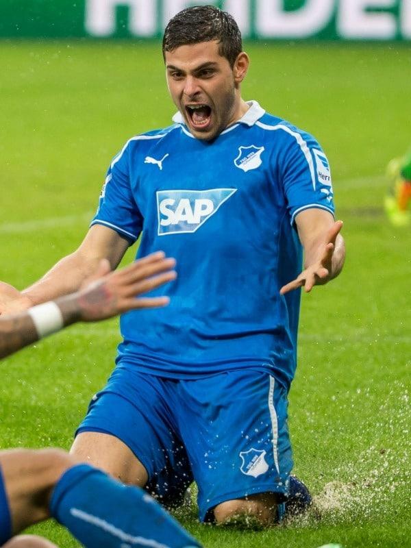 TSG 1899 Hoffenheim - Kevin Volland über die Rückrunde und das Spiel gegen Mainz