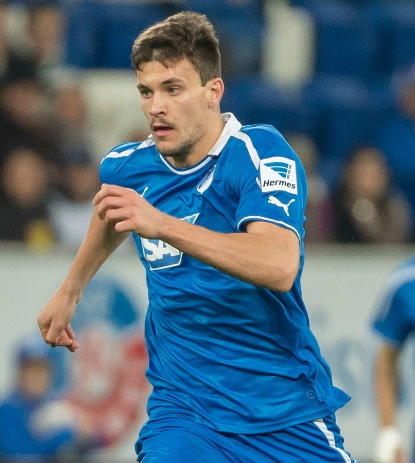TSG 1899 Hoffenheim - Tobias Strobl über sein Verletzungspech und den Saisonendspurt