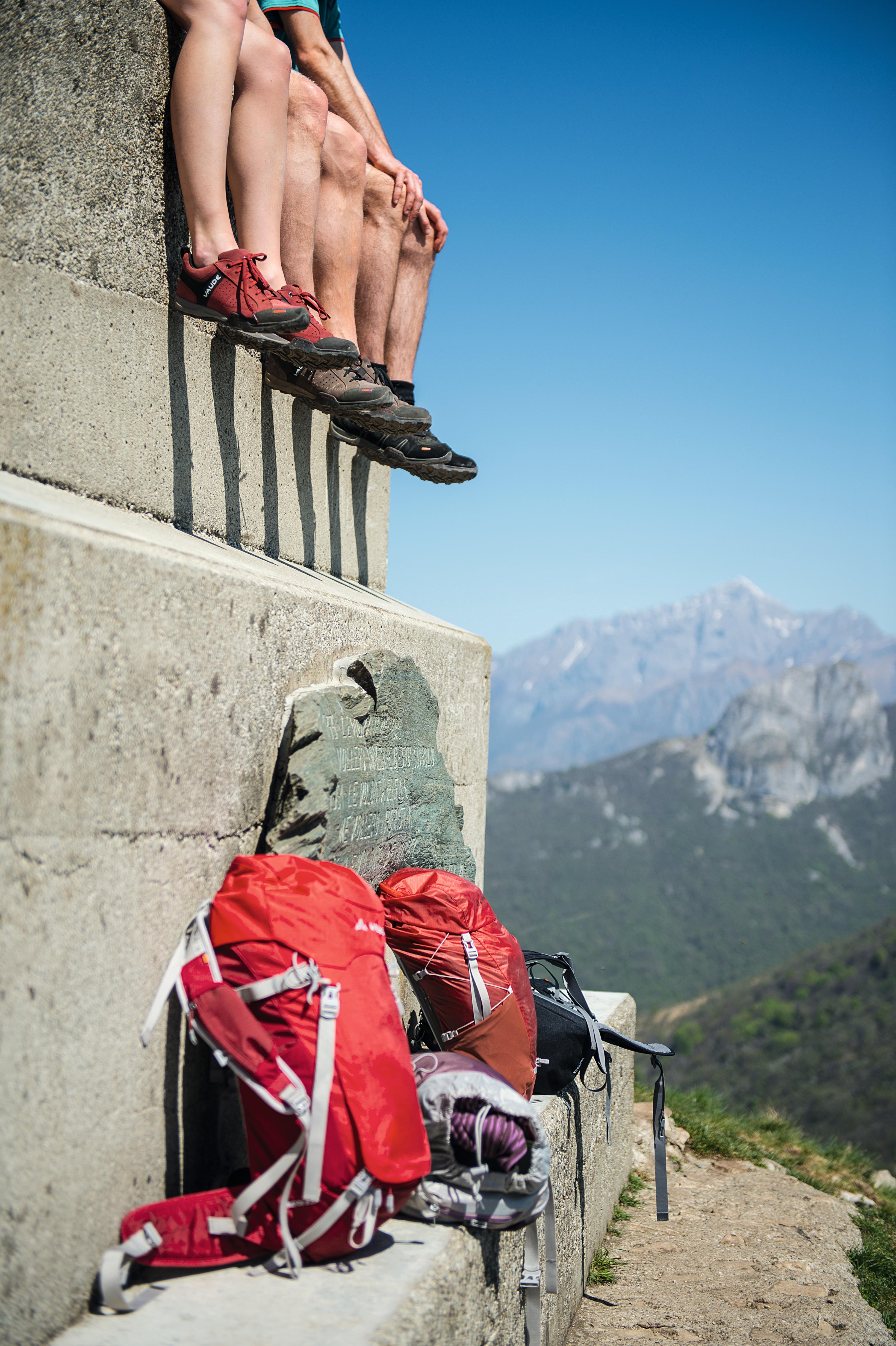 Unbeschwerte Wanderfreuden mit dem Leicht-Wanderrucksack Citus von VAUDE