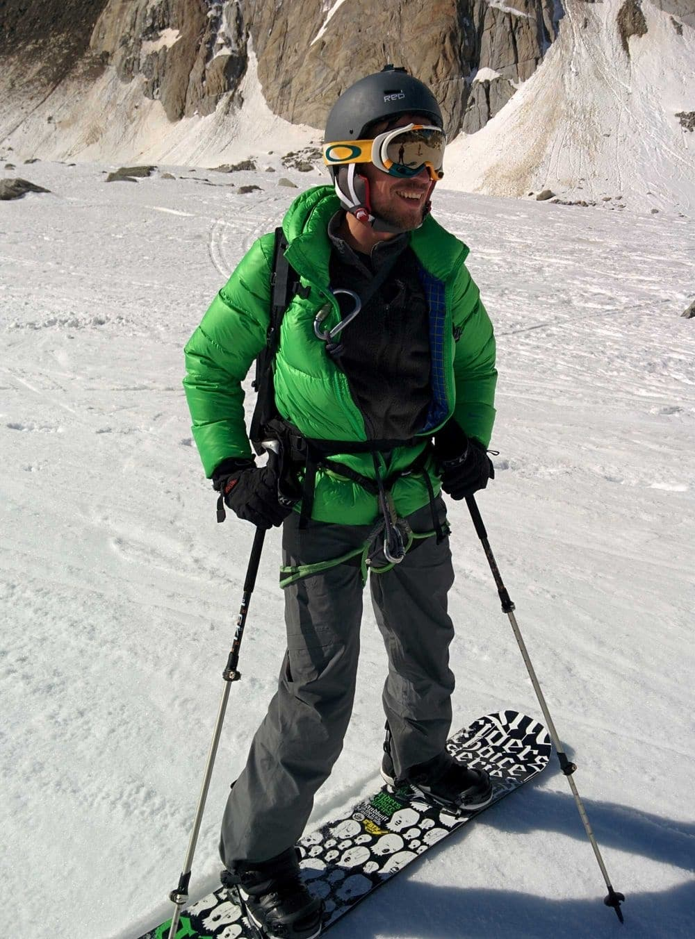 Vallée Blanche / Mer du Glace Skiabfahrt: Tipps und Ausrüstung