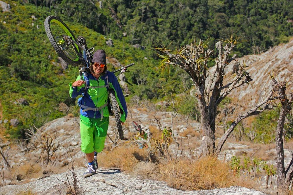 Vertrider Cedarwood Trails in Malawi