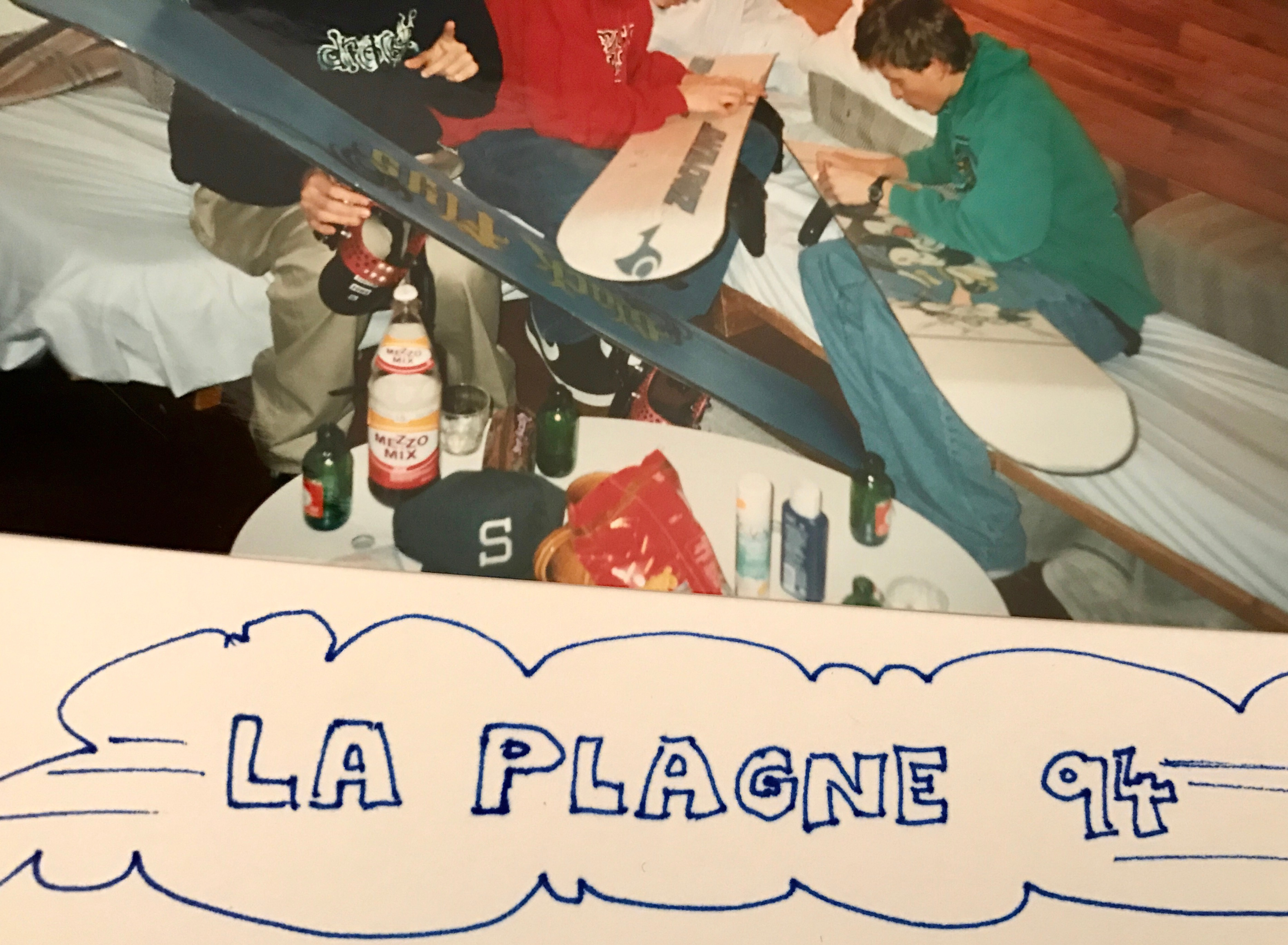 Volle Kante: Wie Snowboarden erwachsen wurde