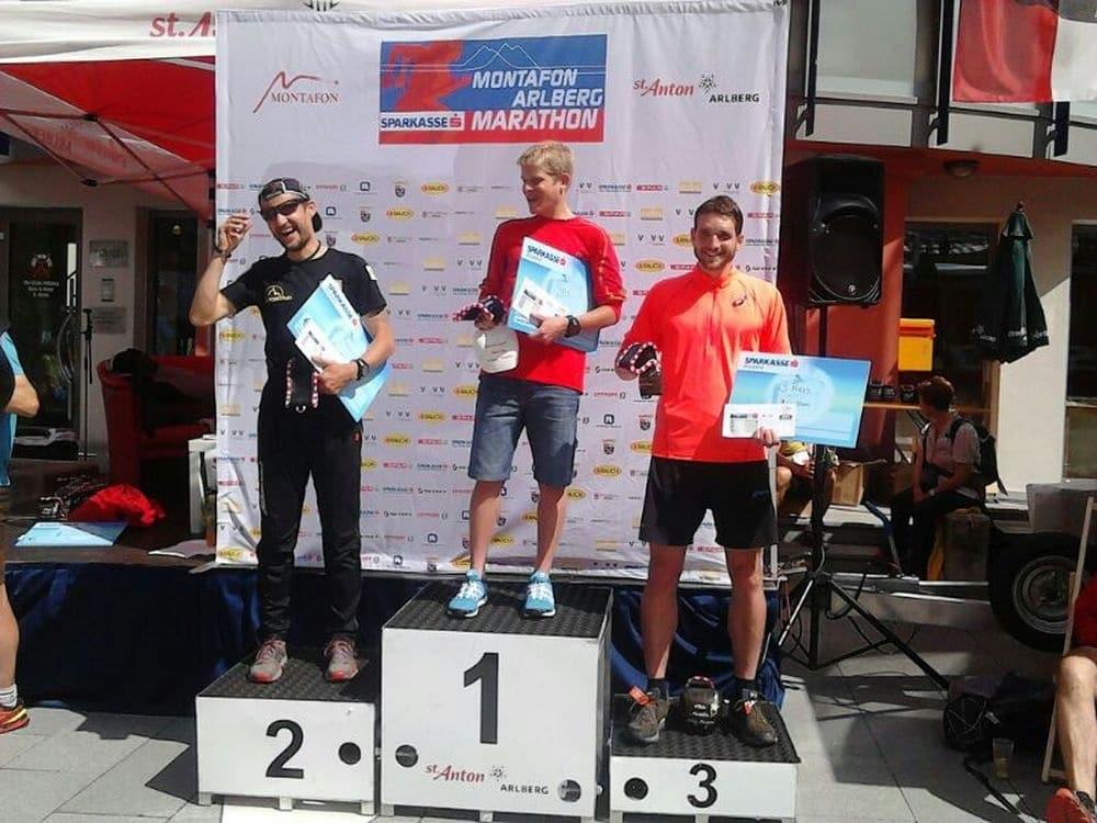 Vom Flachlandläufer zur Bergziege - Matthias Müller in der Vorbereitung zum Transalpin Run