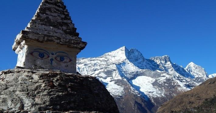 Wandern auf dem Dach der Welt - Nepal-Trekking am Fuße des Mount Everest