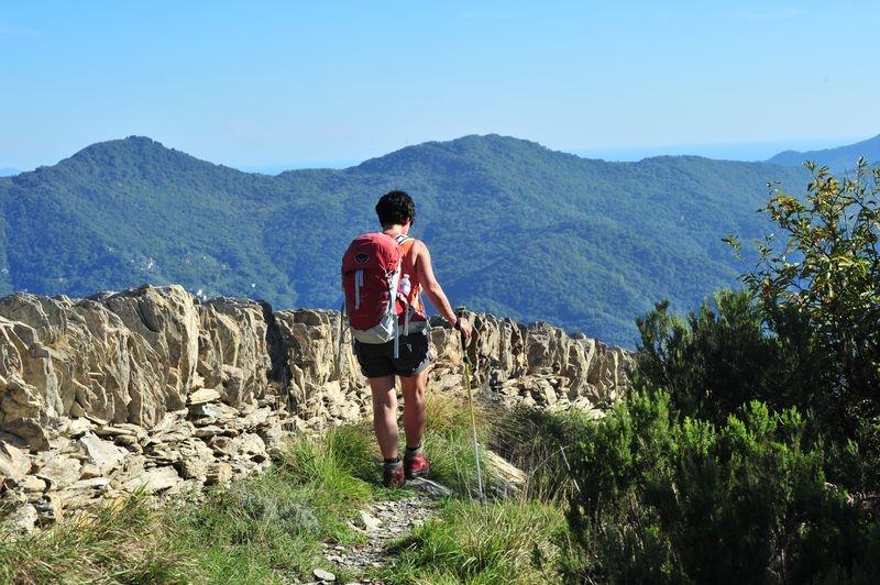 Wandern ist der Weg in die Freiheit
