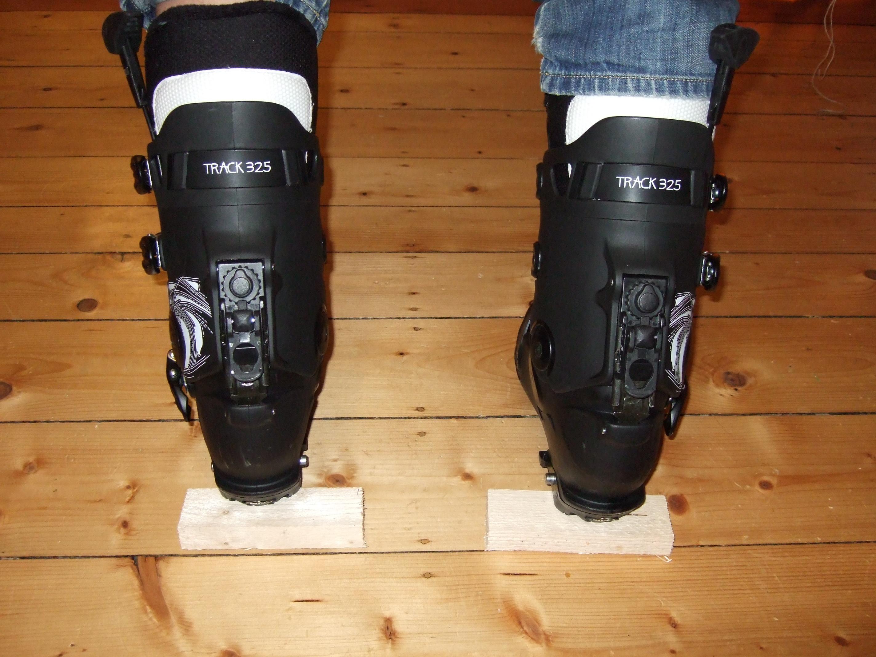 Wie backe ich mir einen Snowboard-Innenschuh?