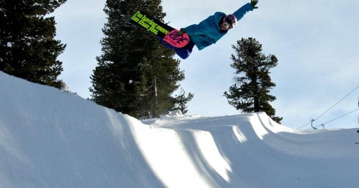 Wintersport Testweekend in Nauders vom 13.-16.12.2013