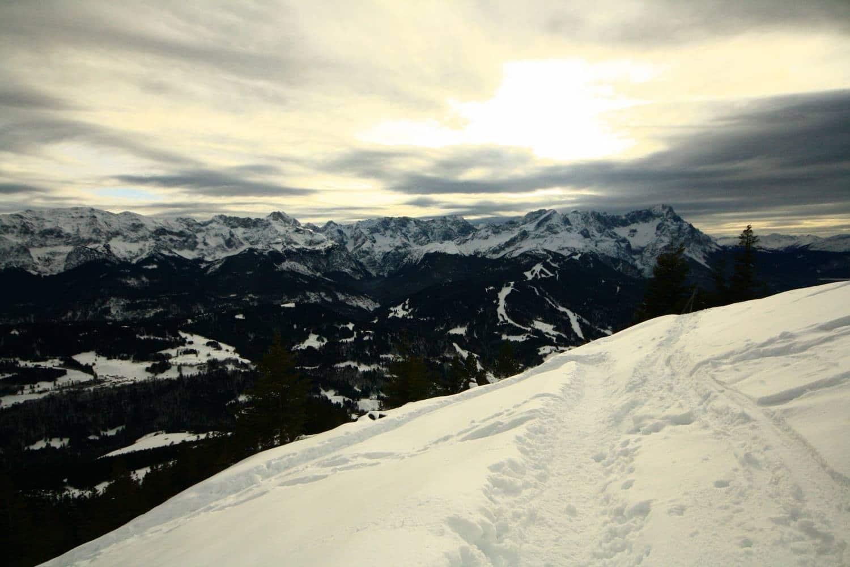Winterwandern Bayern – auf Bayerns schönstem Aussichtsberg