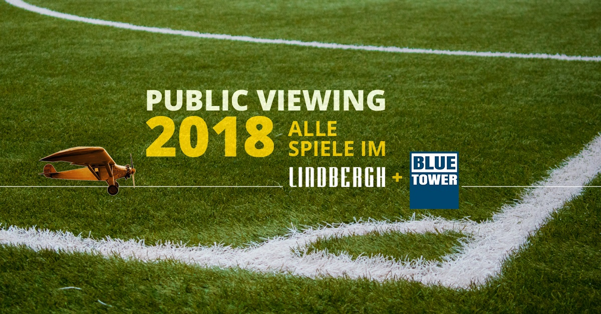 WM 2018 - Public viewing in mannheim