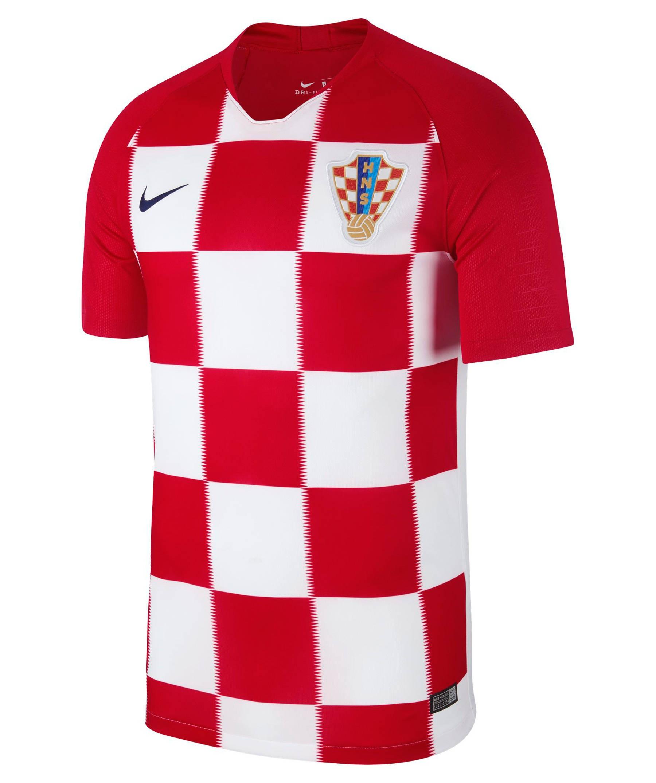Herr Fußball Trikot Kroatien WM 2018
