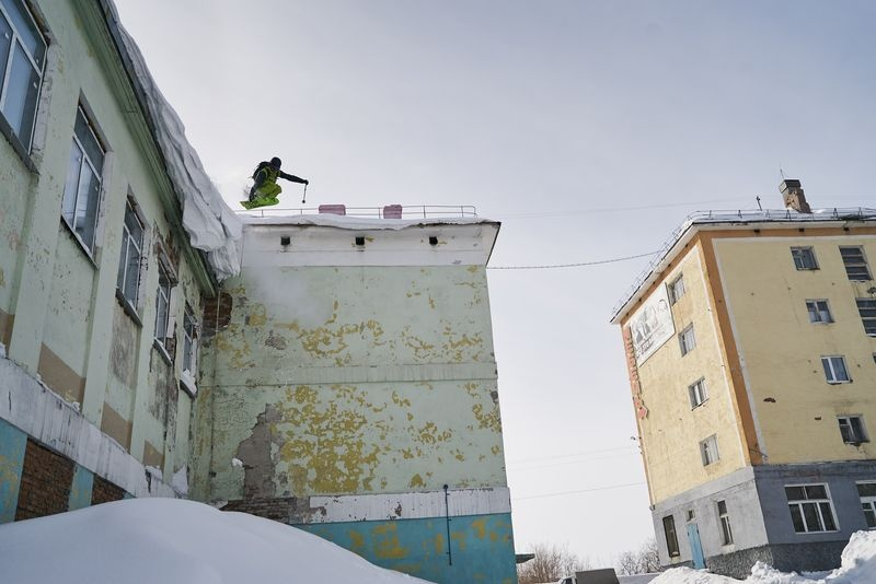 Workuta - Nordural: Felix Wiemers in Russland