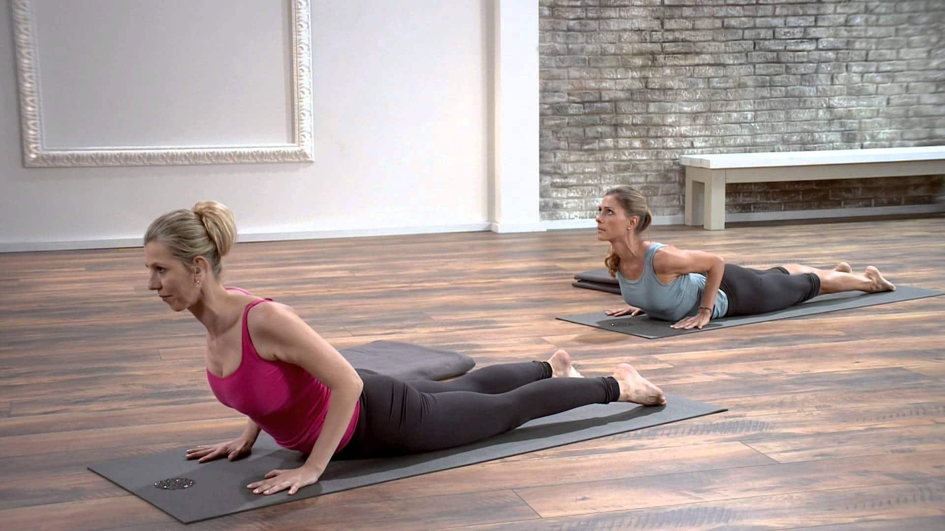 Yoga All I Need – Sonnengrüße: Entspannte Belebung von Körper und Geist