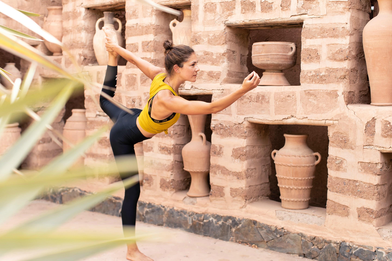 Yoga im Urlaub?