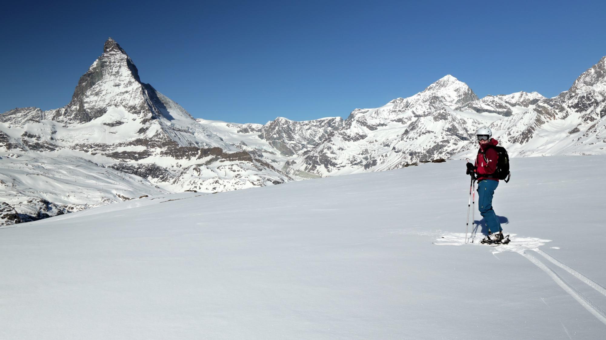 Zermatt – ein Skierlebnis der besonderen Art