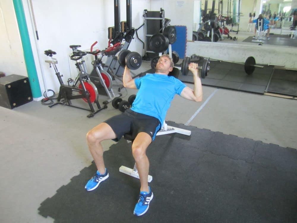 3 grundlegende Übungen für eine starke Brustmuskulatur